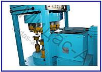 Автоматическая закаточная машина КЗК-14 для укупоривания заполненных продуктом  металлических консервных банок