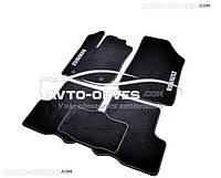 Коврики в салон автомобиля Renault Sandero (2013-...)   материал - ворс