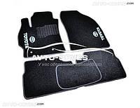 Коврики в салон Toyota Corolla/Auris (2007-2012)   материал - ворс