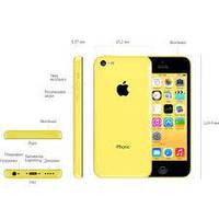 Apple iPhone 5C 16 GB Green / Blue / White / Pink / Yellow