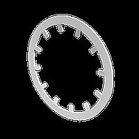 Вентиляция, вентиляционные системы, вентиляционные решетки, дверцы, люк дверСтопорное кольцо под фланец Д-100