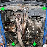 Захист картера двигуна і кпп Nissan Primera (Ніссан Прикладу) P10 1990-, фото 4