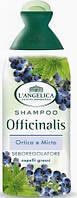 Шампунь з  екстрактом мирту і кропиви для жирного волосся  L'angelica  Shampoo Seboregolatore