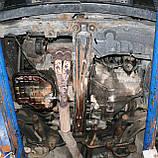 Захист картера двигуна і кпп Nissan Primera (Ніссан Прикладу) P10 1990-, фото 3
