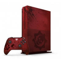 Microsoft Xbox One S 2TB Limited Edition + Gears of War 4