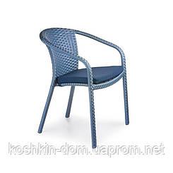 Стул Блюз плетеная мебель из ротанга