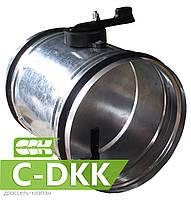 Дроссель-клапан воздушный универсальный C-DKK