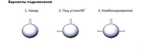 Схема подключения ТА