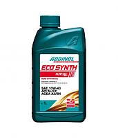 Полусинтетическое моторное масло Addinol Eco Synth 10W-40 1л