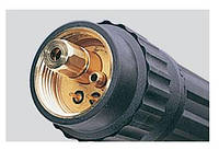 Центральный штекер WZ-2 для сварочных горелок с охлаждением газом