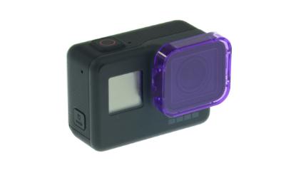Фильтр для дайвинга для GoPro Hero5 и GoPro Hero6 Black, фото 2