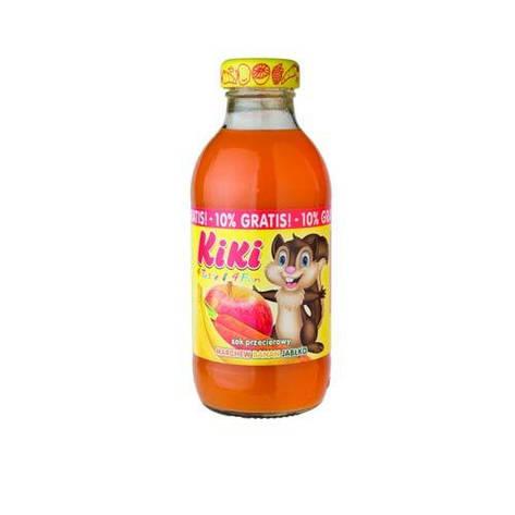 Сок детский Kiki Marchew-jabłko- Banan 330 ml , фото 2