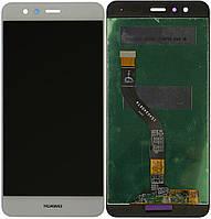 Дисплей (экран) для телефона Huawei P10 Lite + Touchscreen White