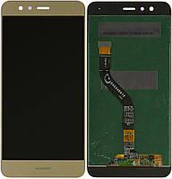 Дисплей (экран) для телефона Huawei P10 Lite + Touchscreen Original Gold