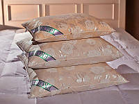 Подушка ТМ Эко Пух 40х40 см (пух 10% перо 90%) TDn