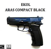 Стартовый пистолет Ekol Aras Compact (черный), фото 1