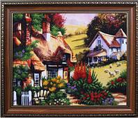 Набор для вышивания бисером Сказочный пейзаж 2