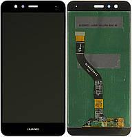 Дисплей (экран) для телефона Huawei P10 Lite + Touchscreen Original Black