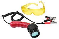 UV лампа для выявления утечек с очками УФ
