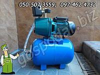 Насосна станция гидрофор  APC 1.1 кВт с баком 24 л