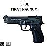 Стартовый пистолет Ekol Firat Magnum Black