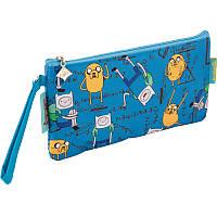 Пенал - сошетка Adventure Time AT17-664, ТМ Kite