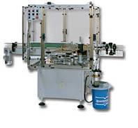 Машина этикетировочная UNA.WA.SUPER для наклейки этикеток на цилиндрическую тару объемом 0,5л
