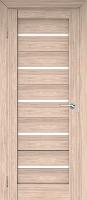 Двери межкомнатные Горизонталь 2 У капучино