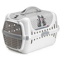Moderna (Модерна) Trendy Runner Cats in Love Тренди Раннер переноска для собак и кошек 51 х 31 х 34 см
