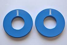 Набор дисков (блинов) для штанги 1-2.5-5-10-20 кг (77 кг), фото 2