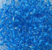 38336 прозрачный с синей цветовой линией