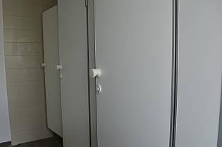 Туалетные перегородки Эконом (ДСП 16мм)