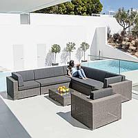 Комплект плетенной мебели с коллекции  Monte Carlo