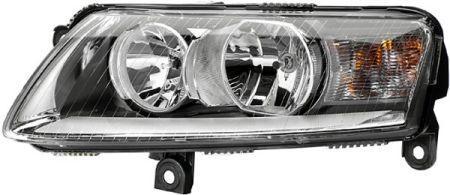 Фара Audi А6 05-10 правая (Depo) 133810-E