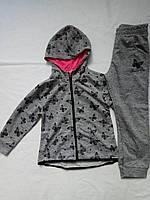 Спортивний костюм двійка на дівчинку 116-146, фото 1