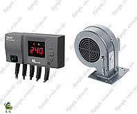Комплект автоматики котла KG Elektronik CS-20+DP-02