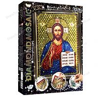 """Алмазная живопись """"Иисус Христос"""" Diamond Mosaic"""