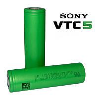 Аккумулятор Sony US18650 VTC5 2600mah 30А Оригинал!