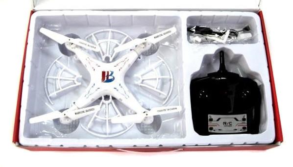 Радиоуправляемый квадрокоптер Drone X5C 8969 2.4Ghz