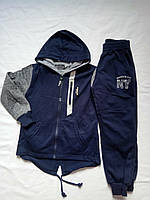 Спортивный костюм тройка,на мальчика трикотаж 116-146