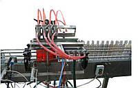 Линия розлива ПЭТ НРП-01.500 для наполнения ПЭТ бутылок с последующим их укупориванием. Изготовим на заказ!