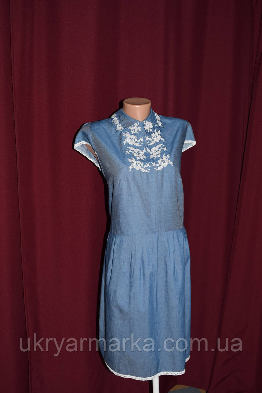 "Вишивана сукня ""Жаннет"""