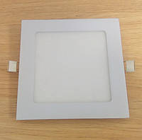 Светильник врезной LED Downlight  12W 6500K/4000К/3000К  170х170х13мм квадрат алюминиевый корпуc !