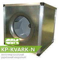 Вентилятор радиальный каркасно-панельный квадратный KP-KVARK-N