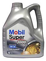Моторное масло Mobil 3000 FORMULA-FE 5w30 4л SL/CF, A5/B5 Ford