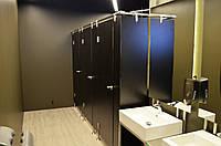 Туалетные перегородки Премиум (HPL 12мм), фото 1