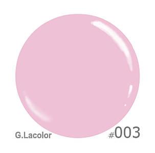Гель-лак G.Lacolor №3