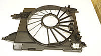 Суппорт радиатора (телевизор) б/у Renault Megane 2 7701054967