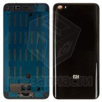 Корпус для мобильного телефона Xiaomi Mi5, черный