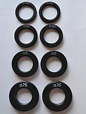 Набор маленьких дисков (блинов) 125-250-500-750 грамм, фото 3